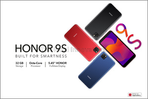 HONOR Launches New Budget-Friendly Smartphone HONOR 9S Packing The  Latest Magic UI 3.1 And High-End ...