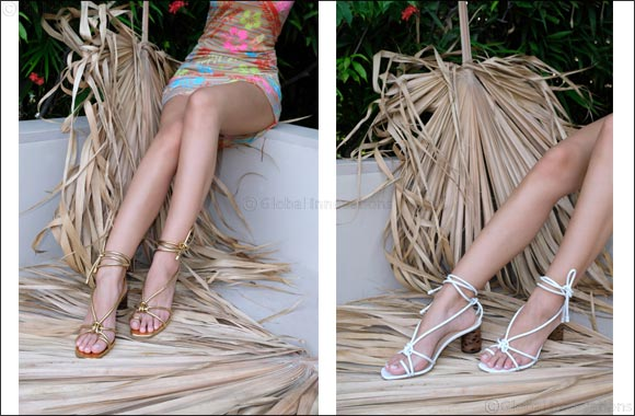 Home-Grown Footwear Designer, Katrine Hanna,  Releases her Newest Collection 'Desert Rose'