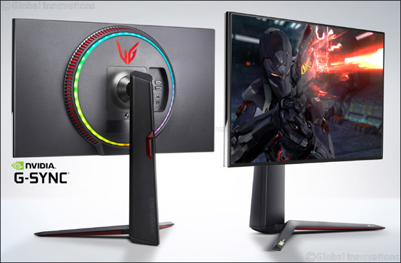 LG Introduces World's First 4k Ips 1ms GTG Monitor for Unsurpassed Gaming