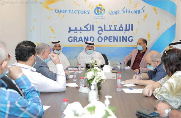Union Coop opens one of the Largest Warehouses in the Middle East