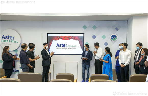 Aster Hospitals UAE Launch Cosmos, a Support Group for Covid – 19 Positive Patients