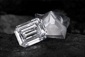 Mouawad Reveals the Journey of the Extraordinary Botswana Diamond