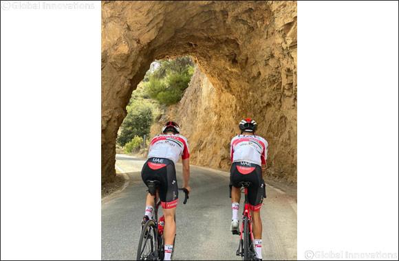 UAE Team Emirates Return to Racing at the Vuelta Burgos