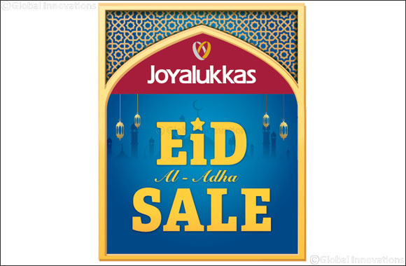 Joyalukkas Announces its Mega Eid Discount Offer