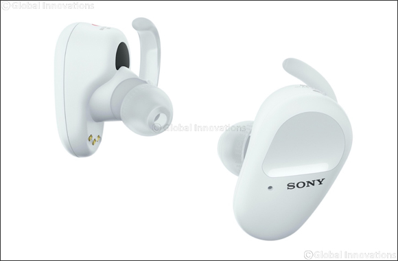 Say Yes to Music and No to Sweat with Sony MEA's New Truly Wireless WF-SP800N Sport Headphones