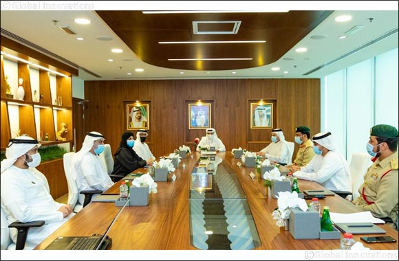 Dubai Sports Council meets Key Stakeholders to Discuss Ways to Enhance the Cycling Experience in Dubai