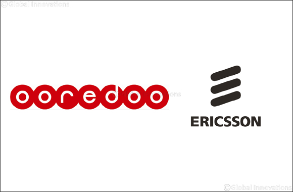 Ooredoo Qatar and Ericsson reach new heights in 5G