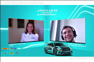 VIP Drivers Announced for the Jaguar I-pace Etrophy �Lockdown Showdown' in Berlin