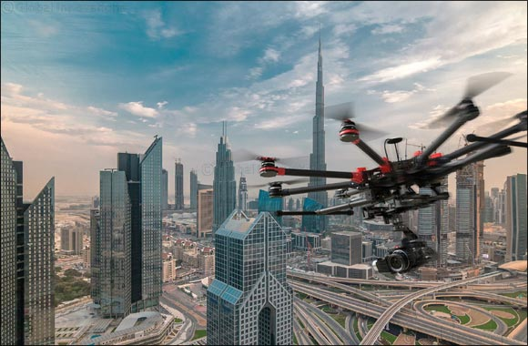 """New Law to Position Dubai as World's Commercial and Start-up Hub for Drone Services – FEDS CEO"""