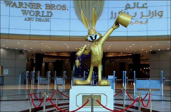 Celebratory Fanfare as Ferrari World Abu Dhabi and Warner Bros. World™ Abu Dhabi Welcome Back Guests