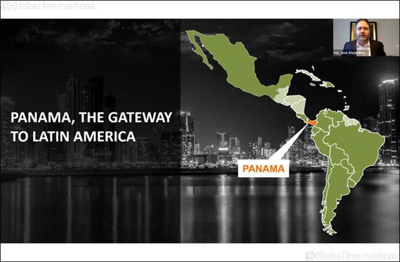 UAE Businesses Explore Panama's Competitive Advantages