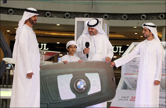 Sharjah Shopping Promotions Draws a Smile on Faces of 3 Lucky Winners of (BMW – X2)