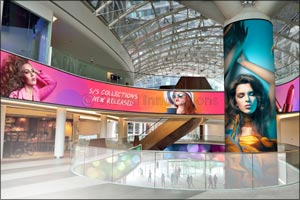 Why LED Technology is  The Future of Indoor Digital Signage