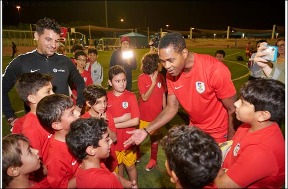 LaLiga Academy UAE Launches Its 2020/2021 Season at Its New Home at Dubai Sports City'