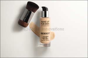 Make Up for Ever Introduces for the First Time Its New Active Care-in-foundation to Revive Tired Ski ...