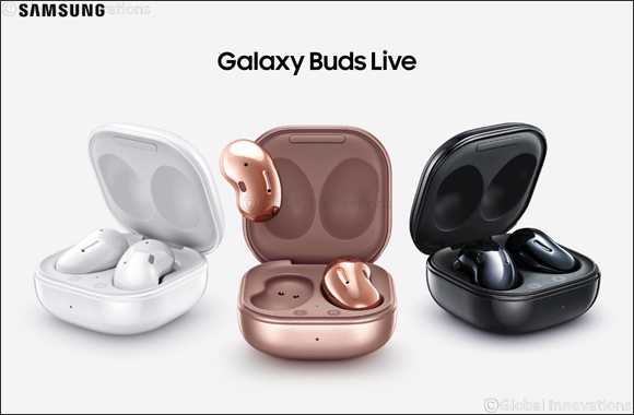 Samsung Launches Galaxy Watch3 and Galaxy Buds Live