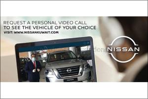Nissan Al Babtain Introduces �Live Video Call �