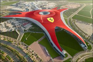 Ferrari World Abu Dhabi Welcomes Adults at Kids' Price Until September 30