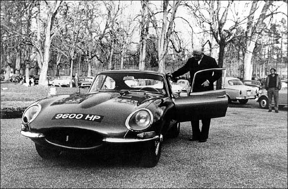 Jaguar Classic Will Celebrate 60 Years of E-type  In 2021 With Anniversary Tribute Edition