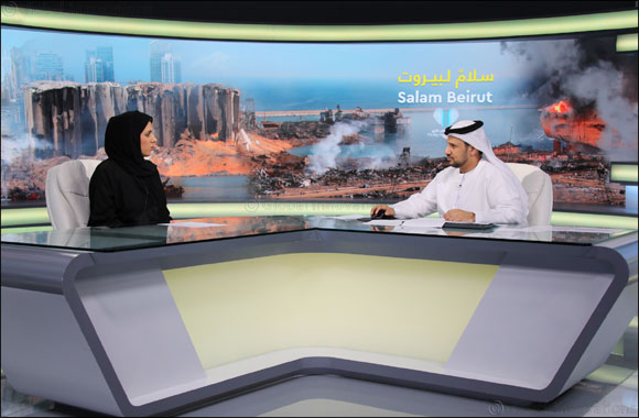 Sharjah Ruler calls on Arabs to support Lebanon;  Direct Line raises AED 30.74 million on live TV event