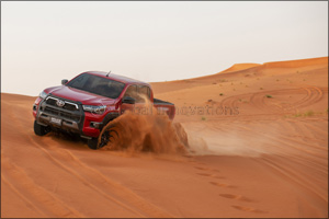 Introducing the All-new Toyota Hilux Adventure �  Ready to Dominate the Lifestyle Pickup Segment