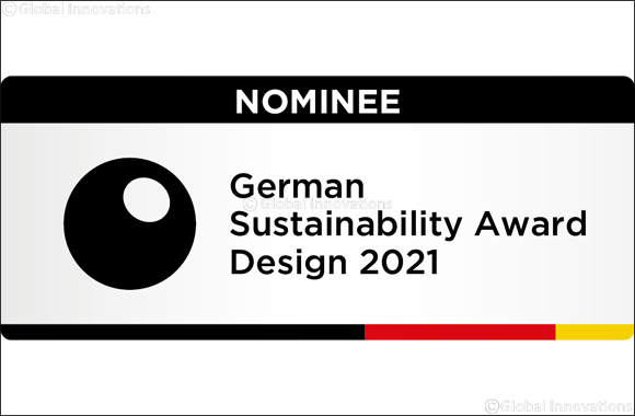Sustainable Consumption at the Touch of a Button: GROHE Blue Water System Nominated for the German Sustainability Award Design 2021