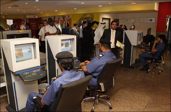 Dubai Customs Handles 10m Bags, Carries out 472 Seizures at Dubai Airports in H1