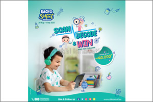Get Your Children Recharged With Some �back to School' Adventure and Fun at Dalma Mall