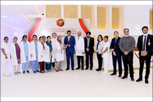Thumbay University Hospital's Center for Obstetrics and Gynaecology Celebrates 1000 Births within a  ...