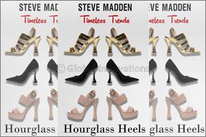 Steve Madden Hourglass Heels