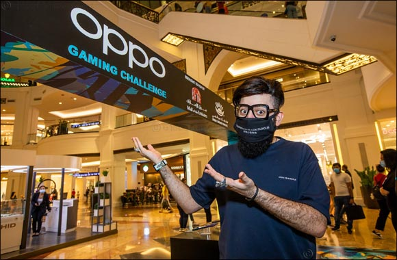 Calling All Gamers: Last Chance to Meet the Region's Leading Gaming Talent at the Oppo Gaming Challenge