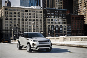 Refined Special Editions, New Infotainment and Electrified Engines Now Available for Evoque and Disc ...