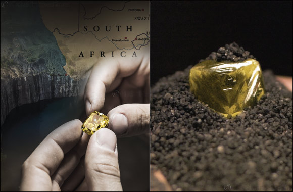 Mouawad Reveals the Spectacular Kimberley Yellow Diamond Journey