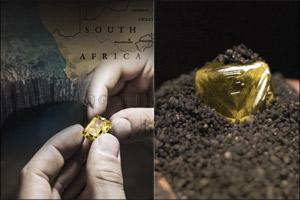 Mouawad Reveals the Spectacular Kimberley Yellow Diamond Journey