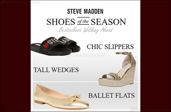 Steve Madden - Shoes of the Season