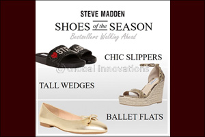 Steve Madden - Shoes of the Season