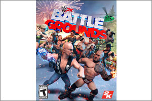 WWE� 2k Battlegrounds to Feature Arabic Commentary WWE 2K Battlegrounds