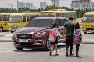 INFINITI of Arabian Automobiles Announces  Back to School Campaign With Mega Deals