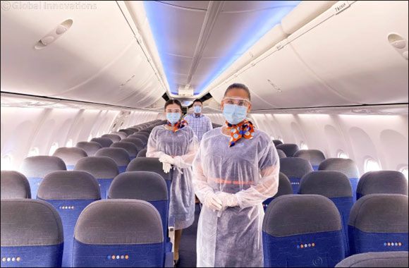 Flydubai Offers Passengers Free Global Cover for COVID-19
