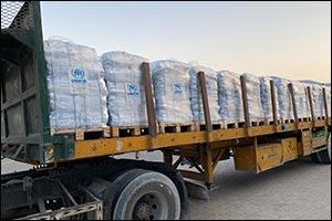 Ruler of Dubai Approves Emergency Flight to Support the UNHCR with Relief Efforts in Sudan