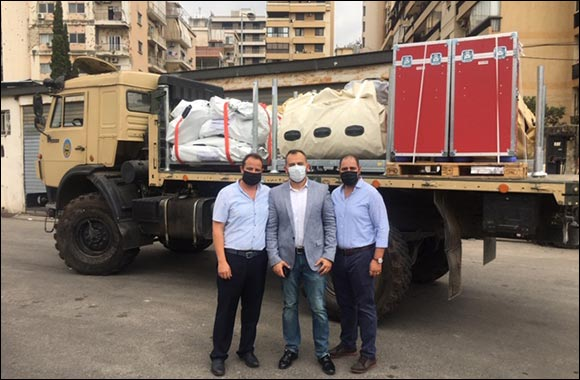 Philips Foundation Deploys Field Hospital to Support Lebanon in a Time of Need