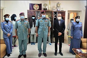 Ajman Police Honours Pure Gold Jewellers for Their Contribution to Fly Home 175 Insolvent Inmates Fr ...