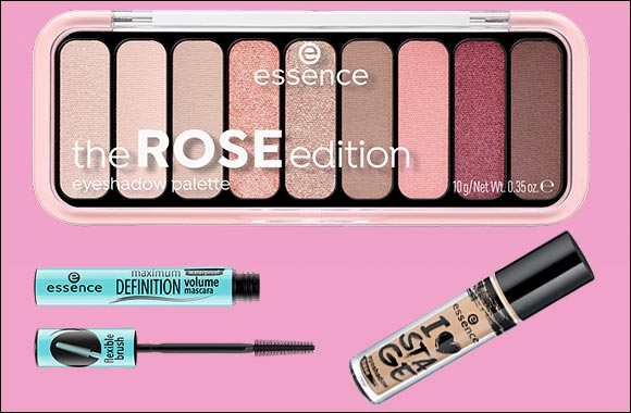 essence Essentials For your Eyes!
