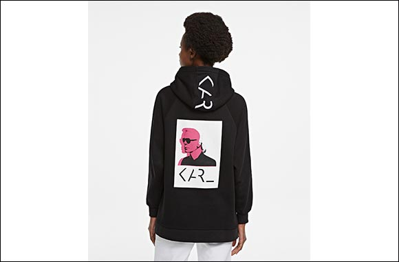 KARL LAGERFELD –  Back to Black