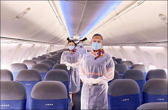 Flydubai Uses Cutting-edge Technology by ASD to Track and Clean Aircraft Seat Covers