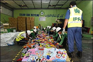 Dubai Customs Recycles Counterfeit Pieces for 46 International Brands, Valued Dh3.2M