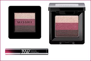 Autumn/Winter 20' Beauty Picks from Missha Cosmetics