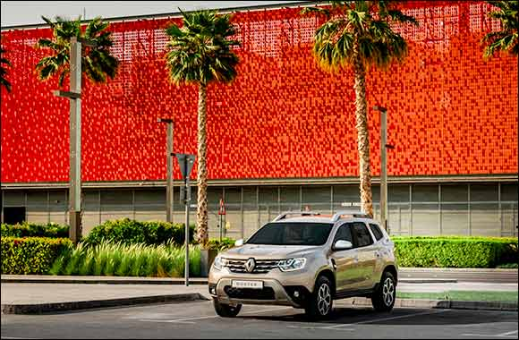 You Can Own a Brand-New Renault From Only AED 19 a Day at Arabian Automobiles