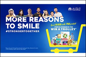 P&G and Carrefour Collaborate to Bring Smiles Back