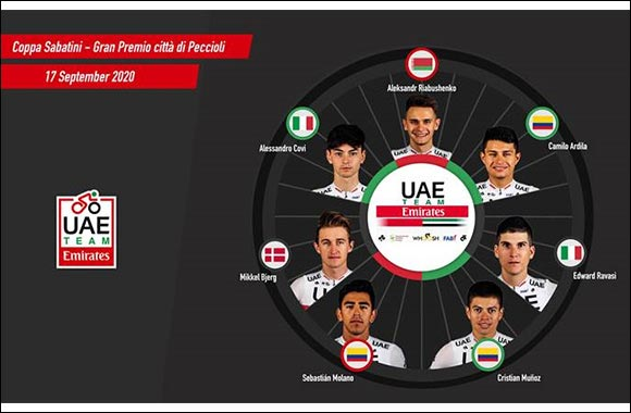 The Italian Job: Three Back to Back Races for UAE Team Emirates in Italy